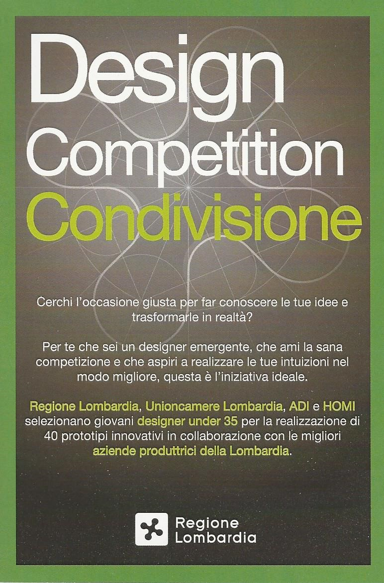 design competition condivisione