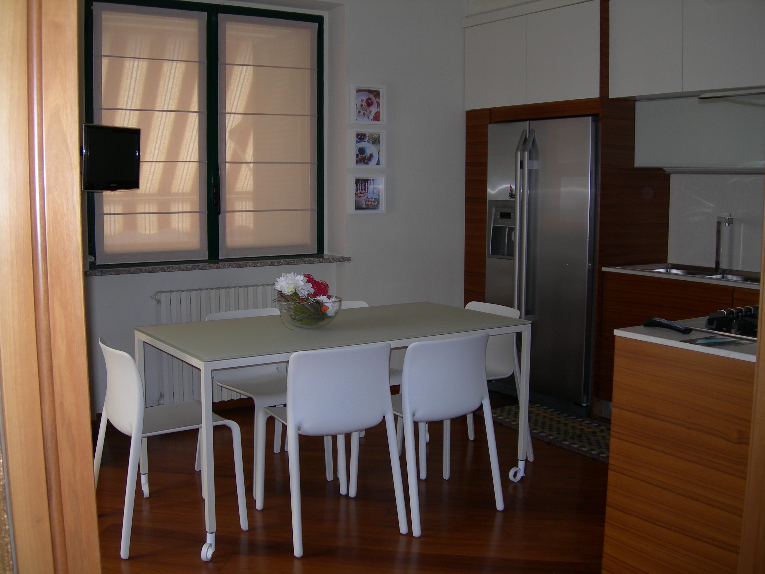 Cucina in Teak - Falegnameria Curioni